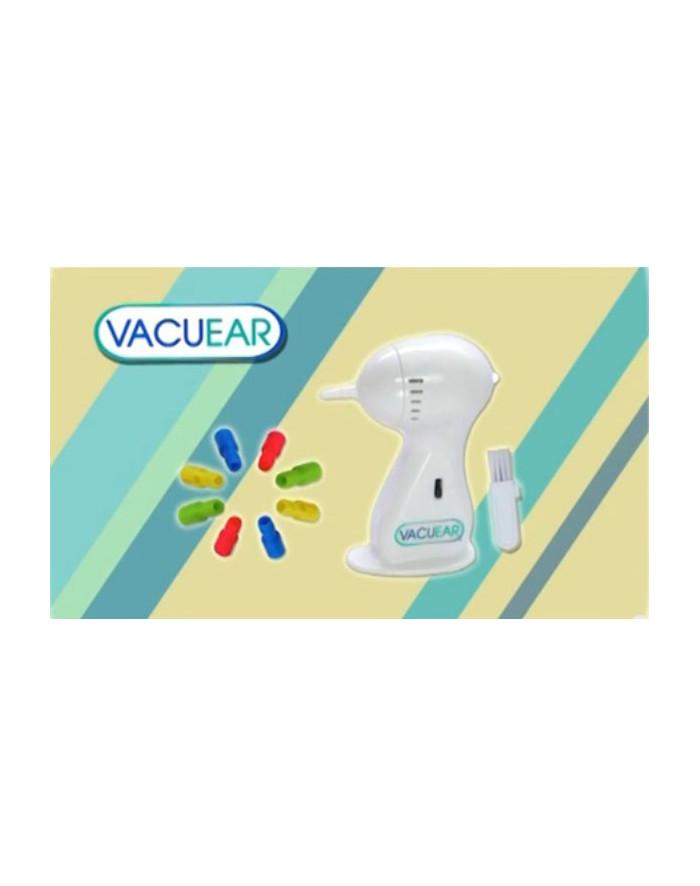 Nettoyeur d'oreilles Vacu Ear