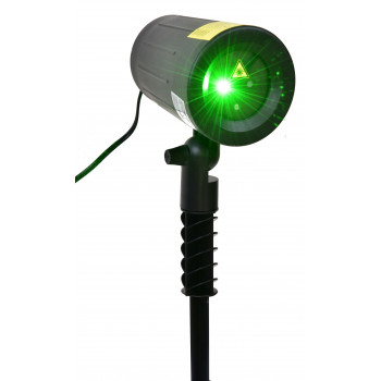 Lampe Laser Light 9 modes de couleur