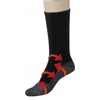 Chaussettes thermales Stepluxe