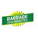 BARRAGE AUX INSECTES